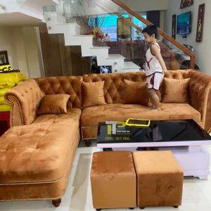 Sofa Phòng Khách HTP-807